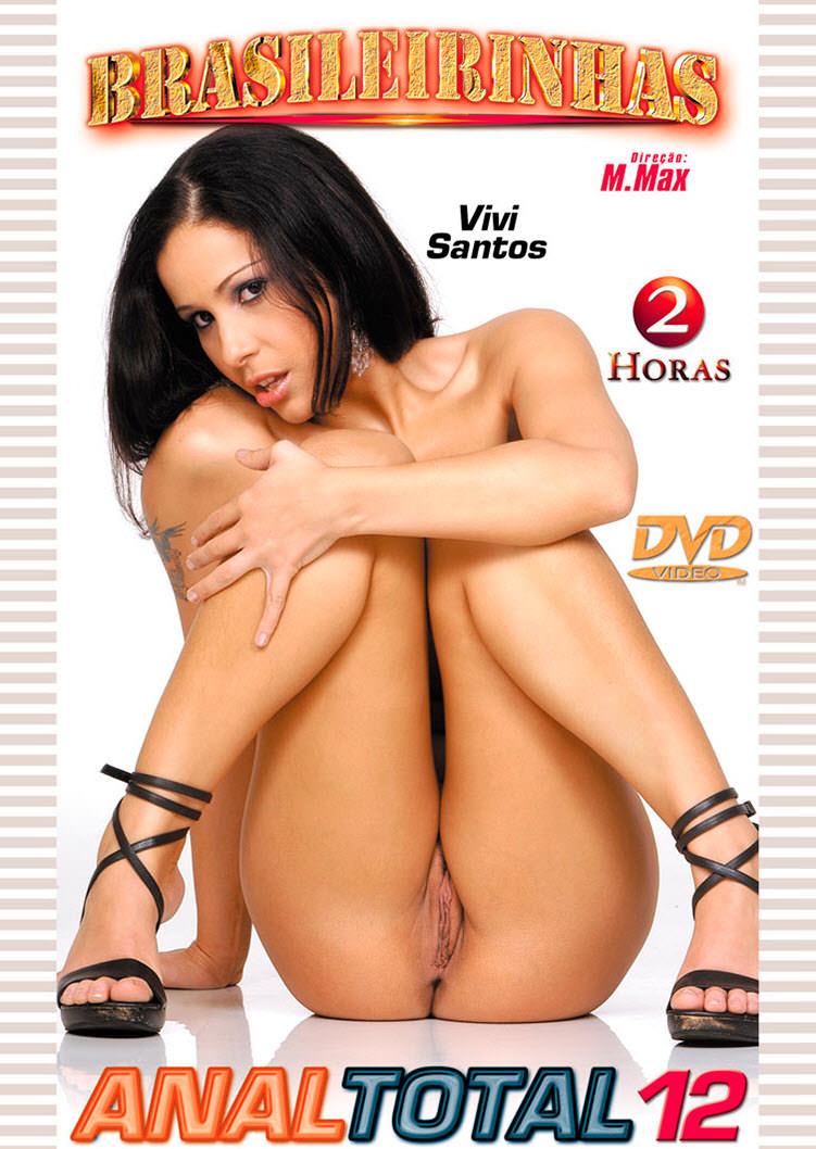 Capa frente do filme Anal Total 12