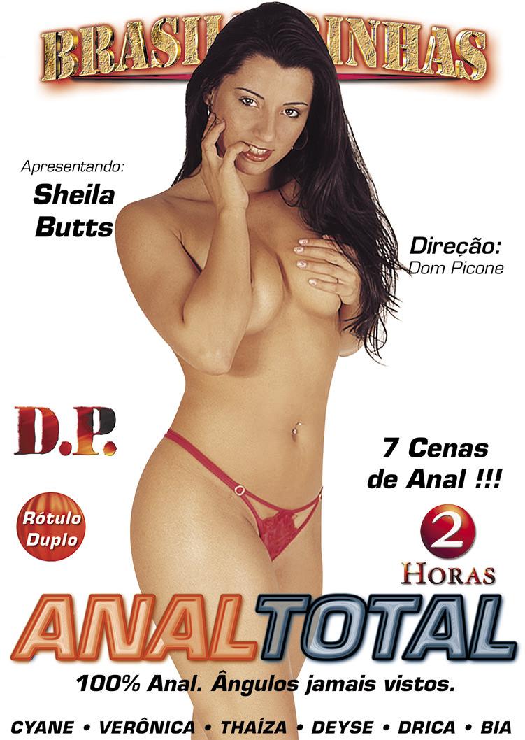 Capa frente do filme Anal Total