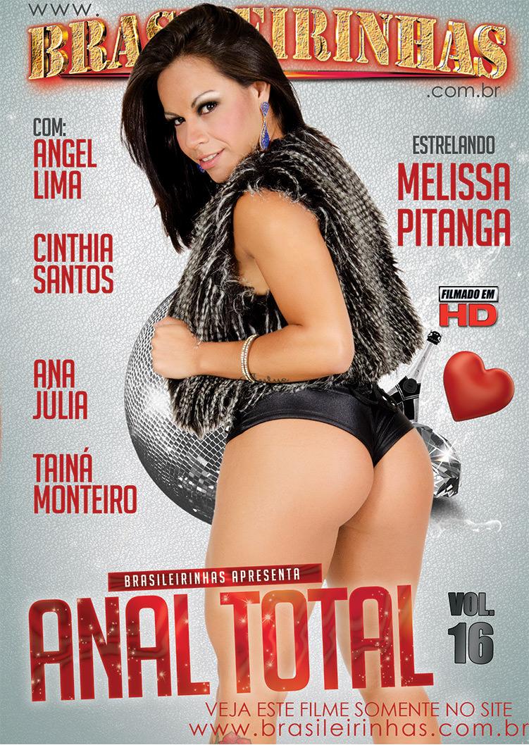 Capa frente do filme Anal Total 16