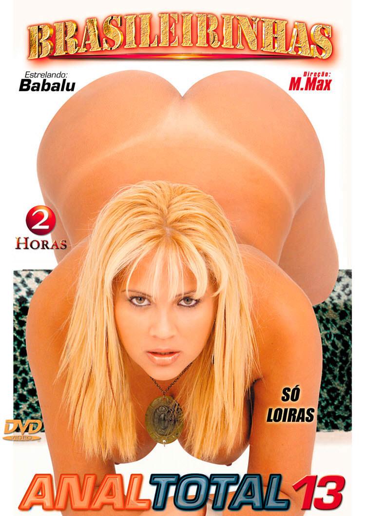 Capa frente do filme Anal Total 13