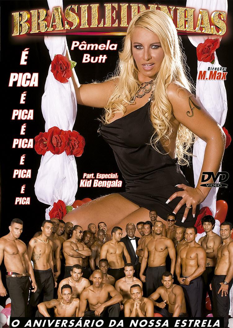 Capa frente do filme Aniversário De Pamela Butt