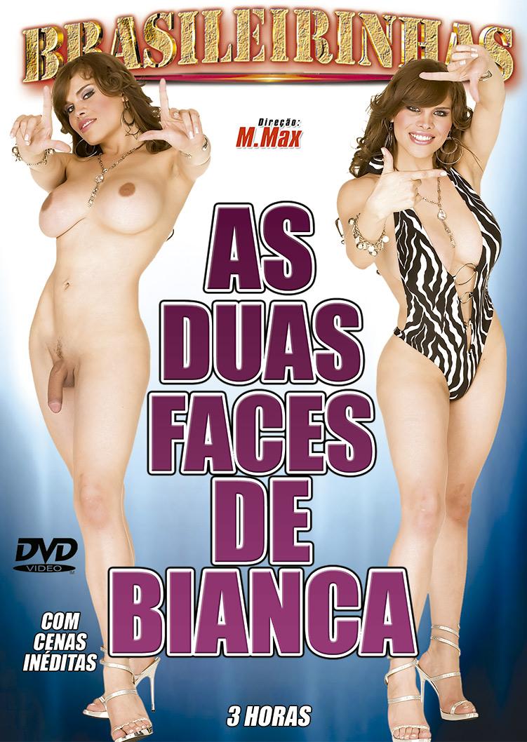 Capa frente do filme As Duas Faces de Bianca