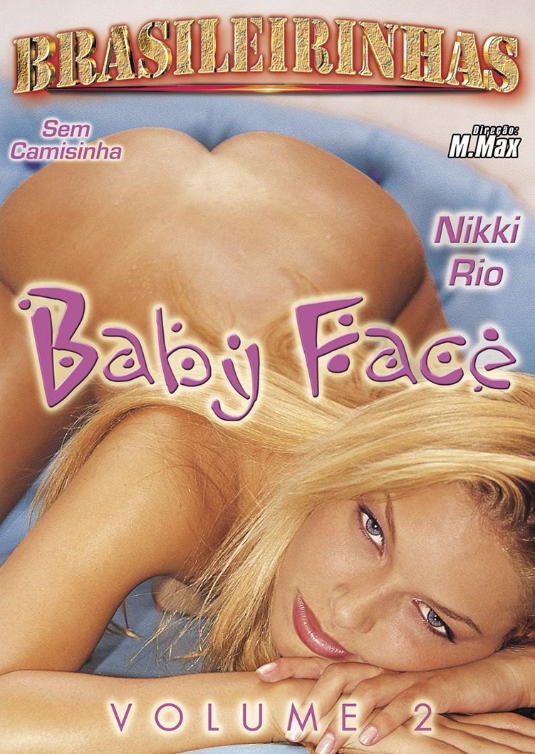 Capa frente do filme Baby Face 2