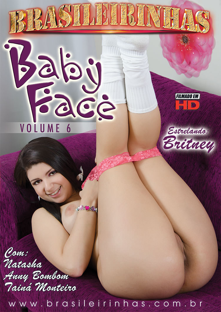 Capa Hard do filme Baby Face 6
