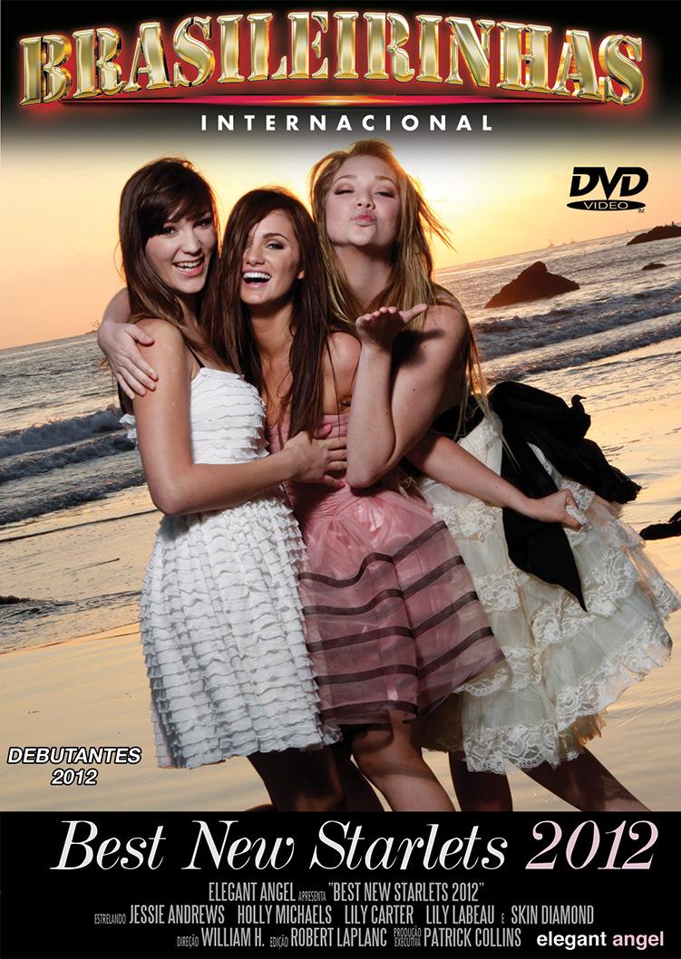 Capa Hard do filme Best New Starlets 2012