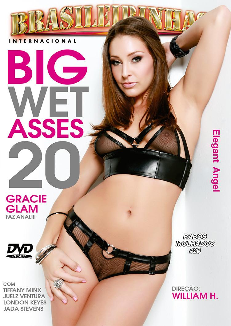 Capa frente do filme Big Wet Asses 20