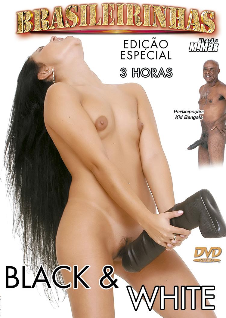 Capa frente do filme Black e White Edição Especial