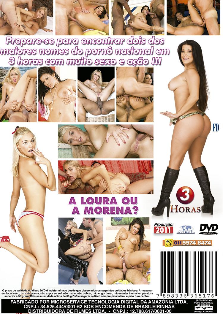 Capa tras do filme Bruna Ferraz vs Fernandinha Fernandez
