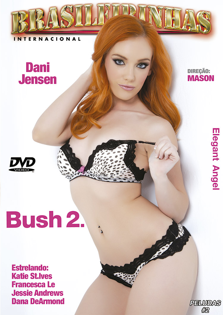 Capa frente do filme Bush Vol 2 (Peludas #2)