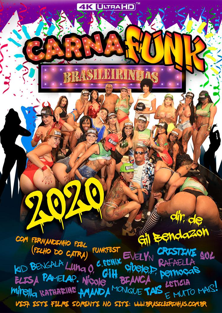 Capa Hard do filme Carnafunk 2020