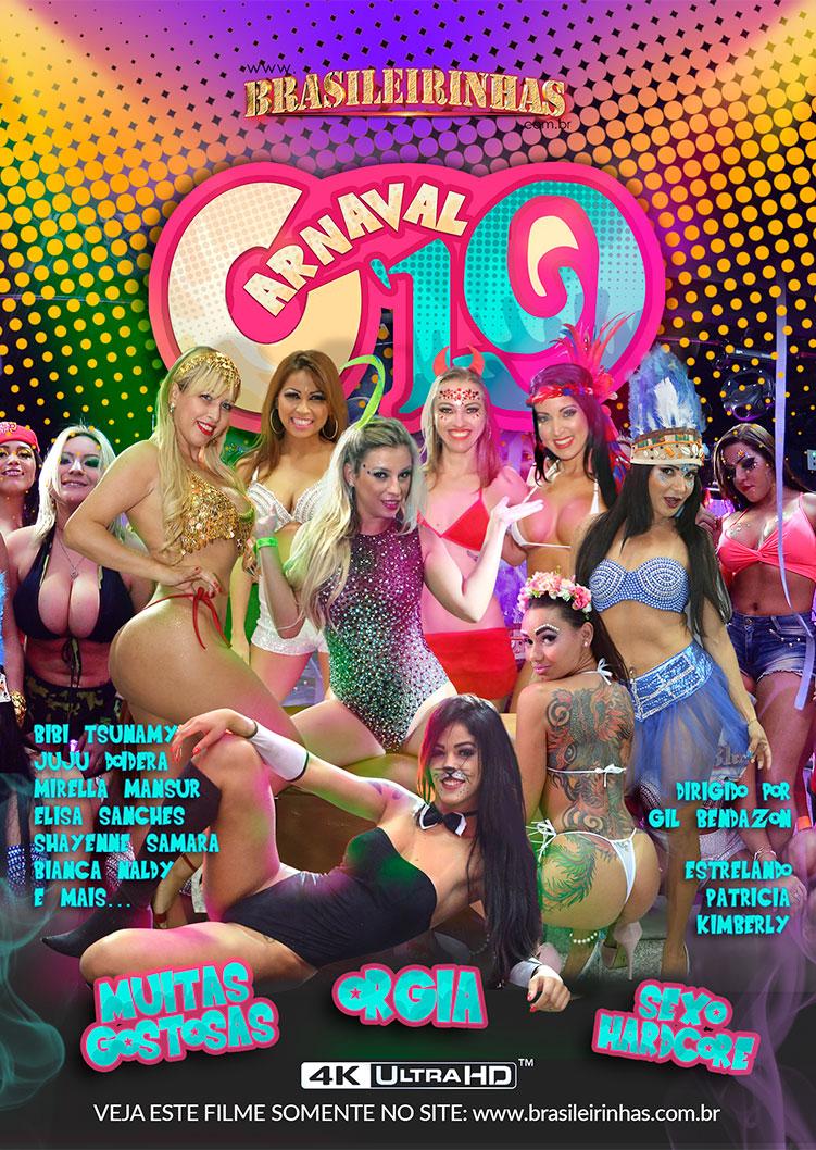 Capa frente do filme Carnaval 2019