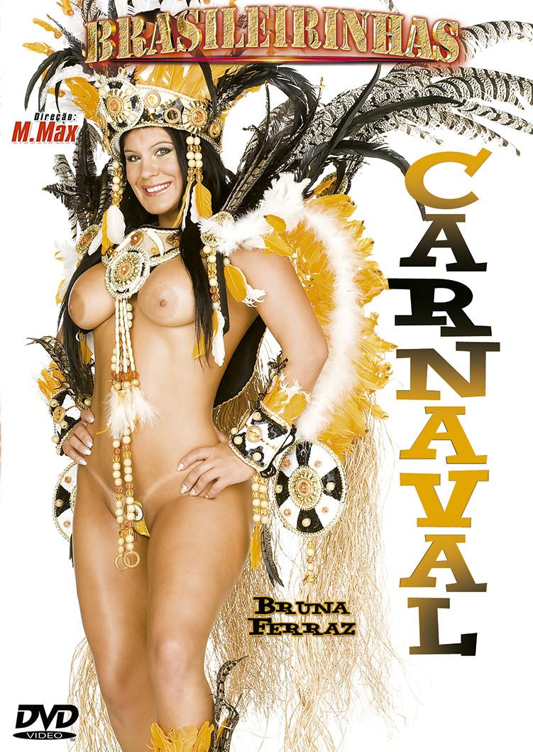 Capa frente do filme Carnaval 2010