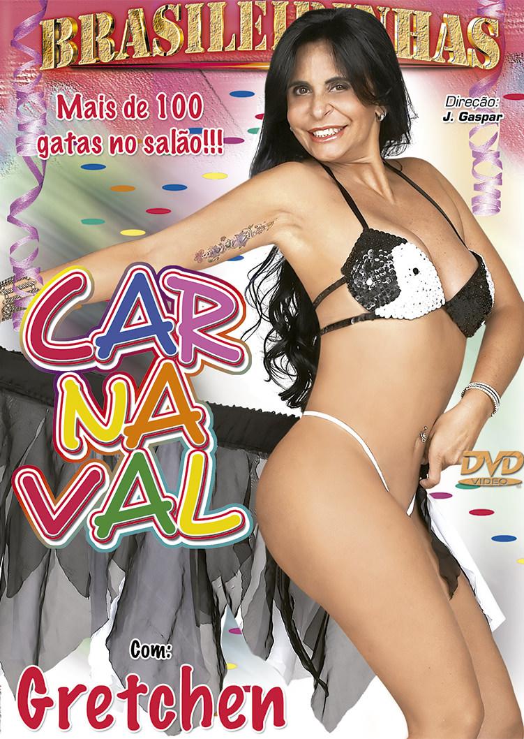 Capa frente do filme Carnaval 2007