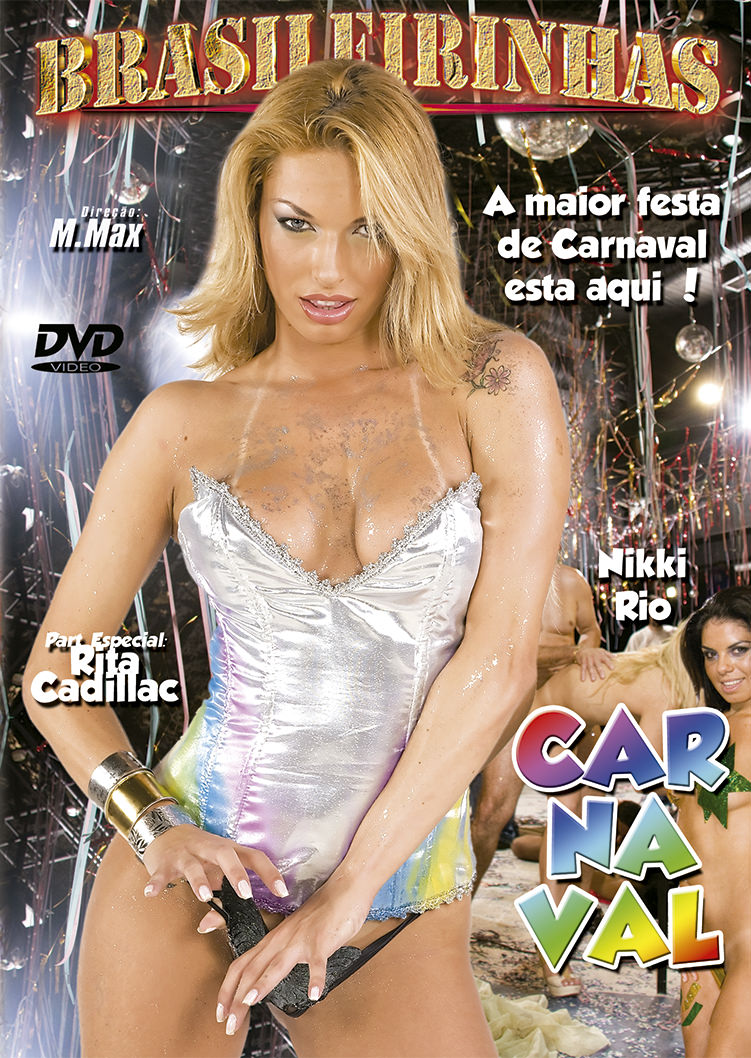Capa frente do filme Carnaval 2009