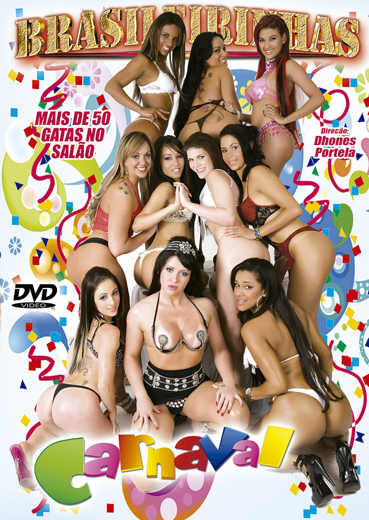 Capa frente do filme Carnaval