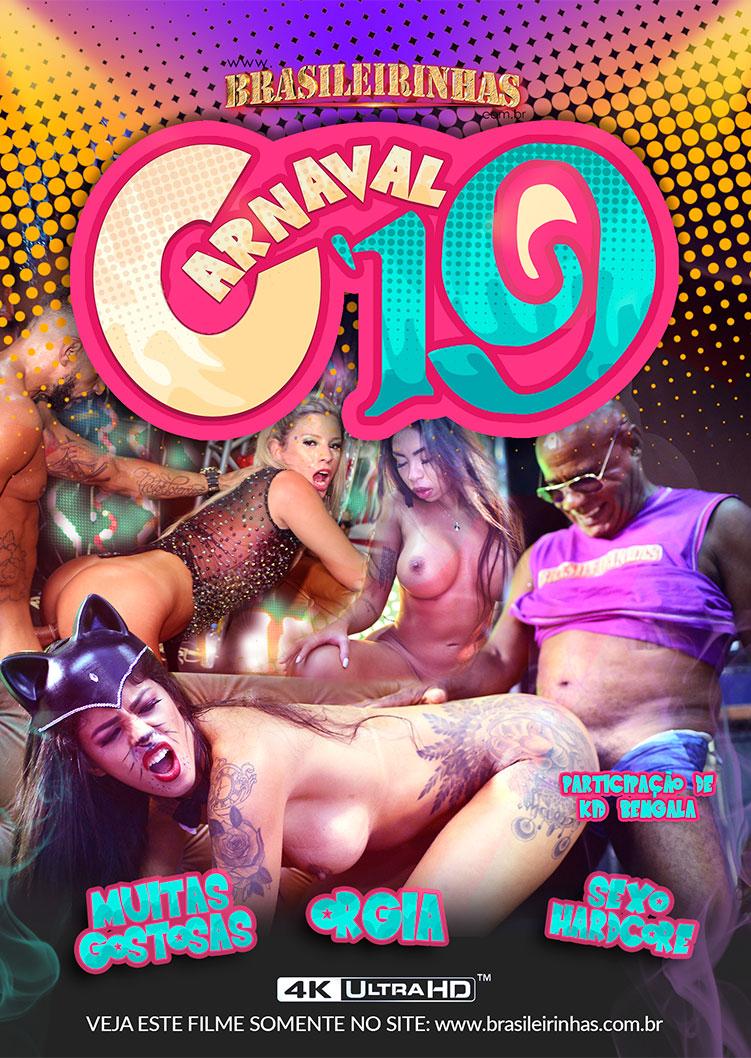 Capa Hard do filme Carnaval 2019