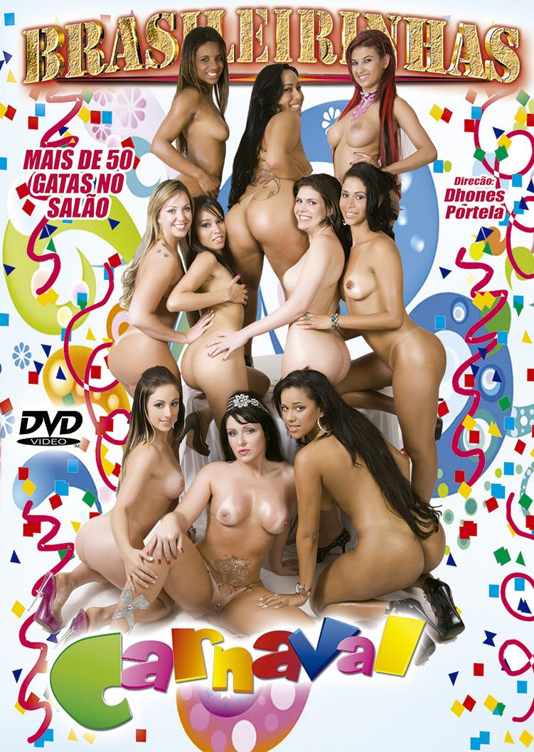 Capa Hard do filme Carnaval