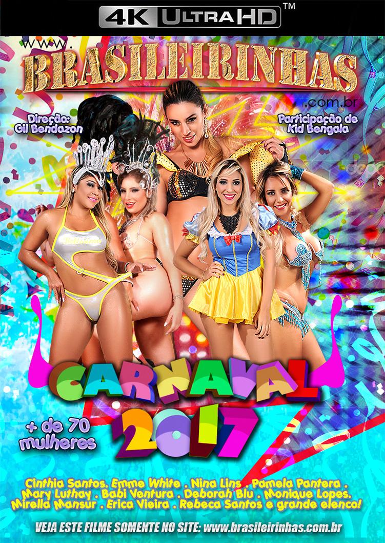 Capa Hard do filme Carnaval 2017