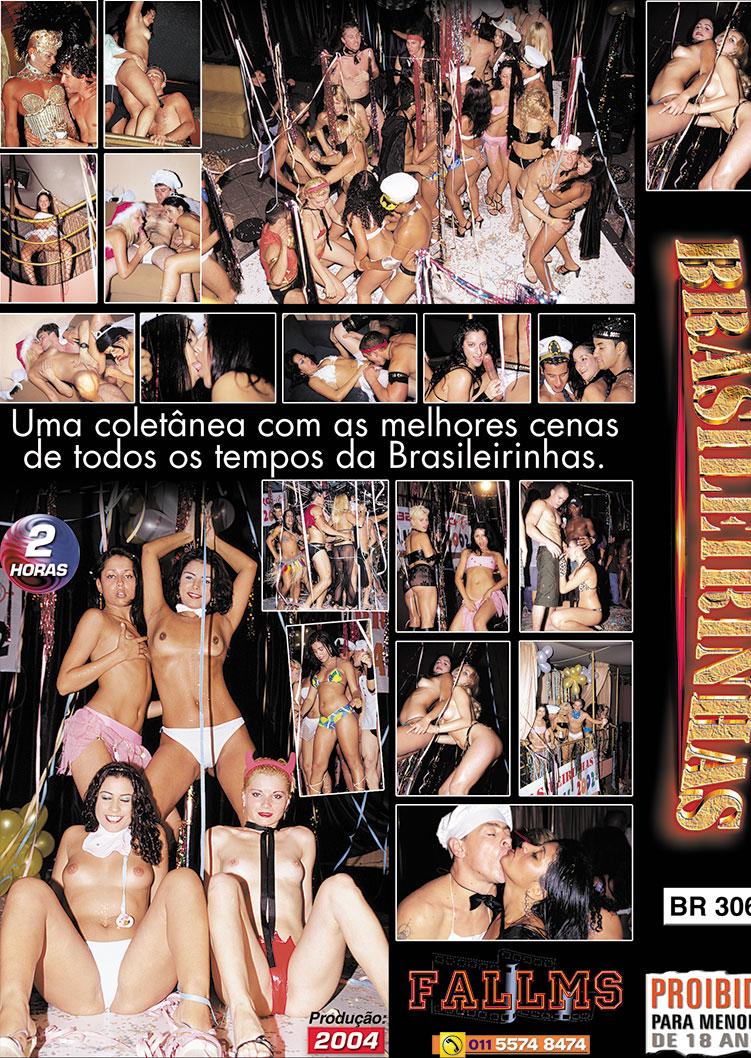 Capa tras do filme Carnaval Edição Especial