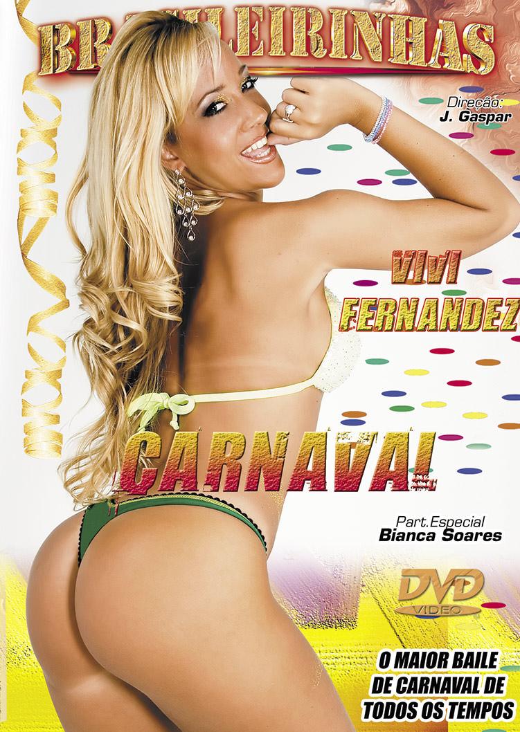 Capa frente do filme Carnaval 2006 (Vivi Fernandez)