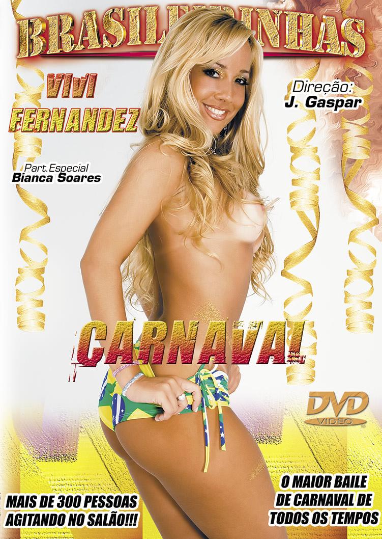 Capa Hard do filme Carnaval 2006 (Vivi Fernandez)