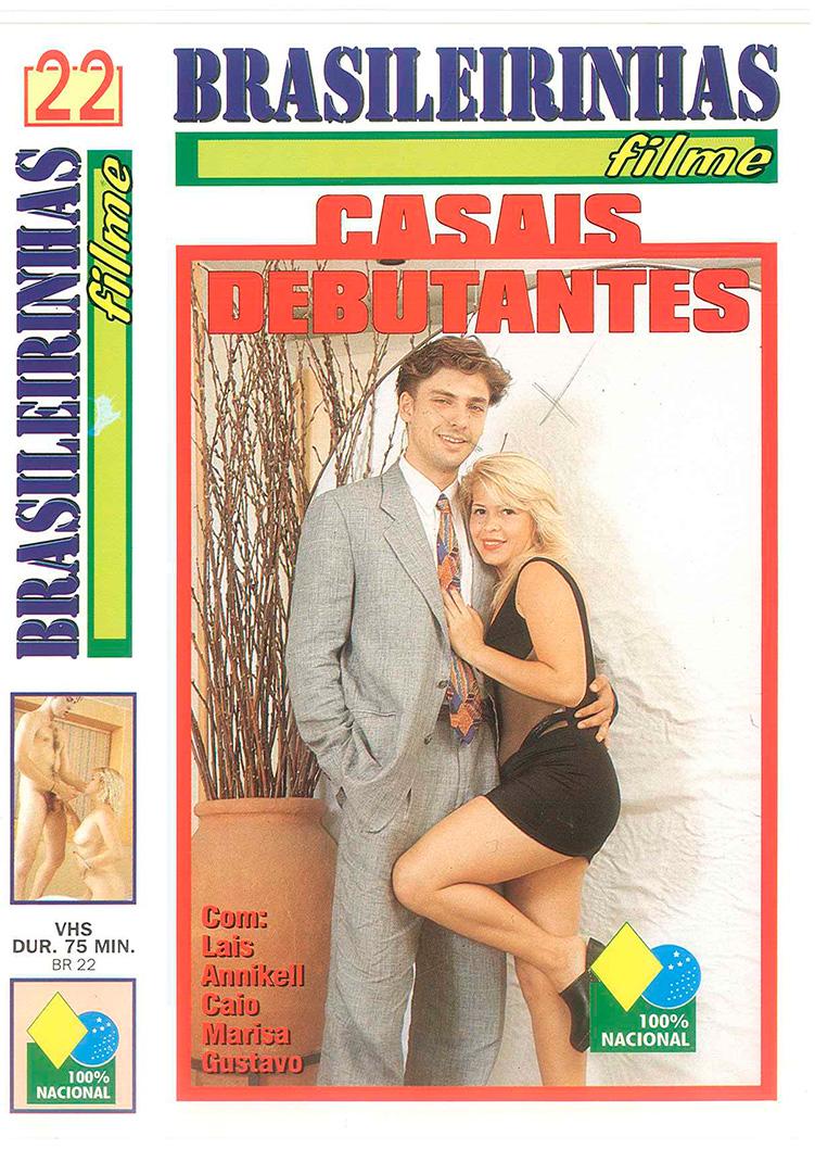 Capa frente do filme Casais Debutantes