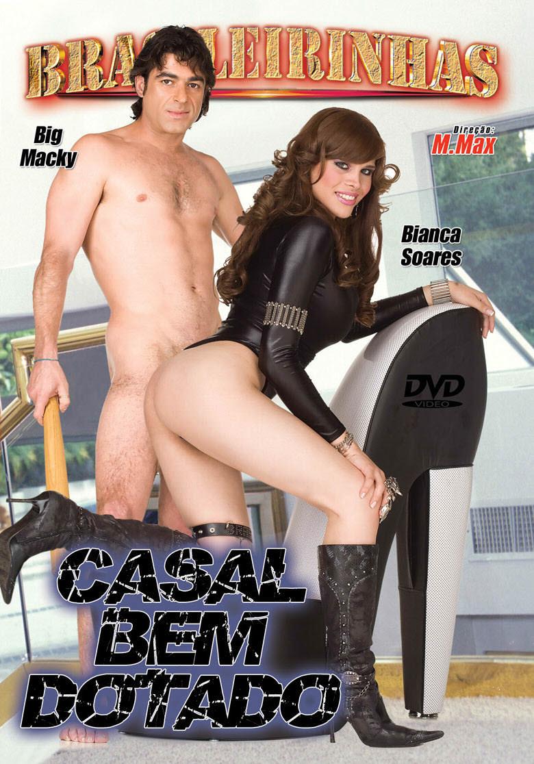 Capa frente do filme Casal Bem Dotado