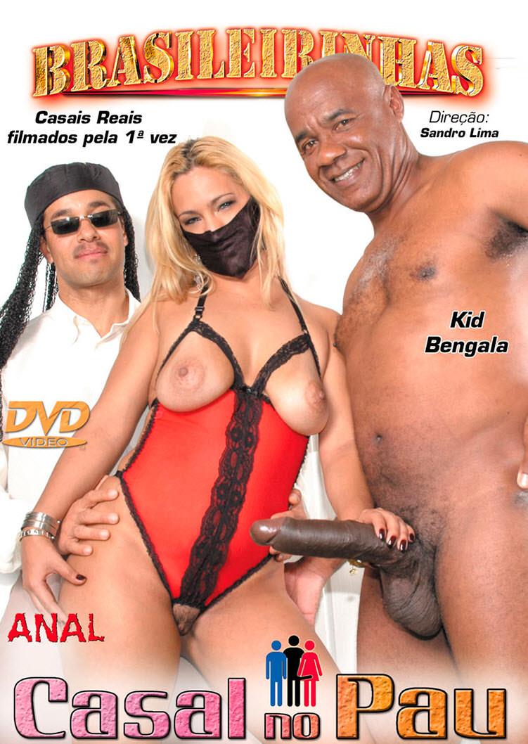 Capa frente do filme Casal no Pau