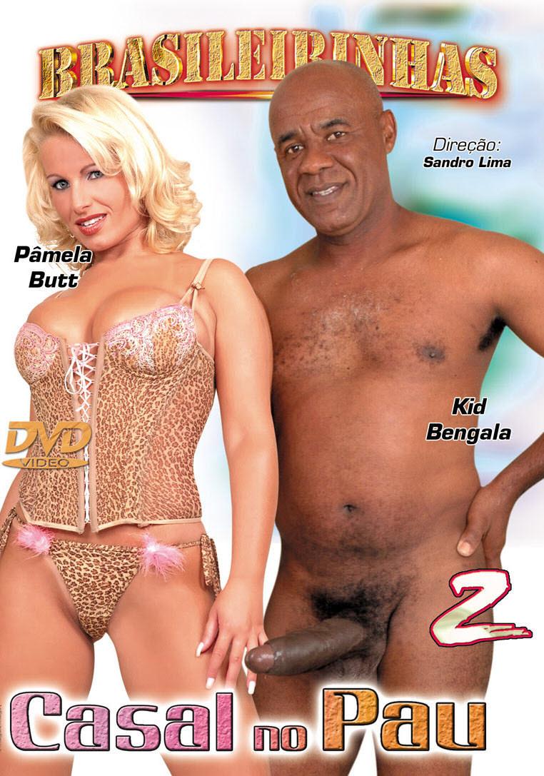 Capa frente do filme Casal no Pau 2