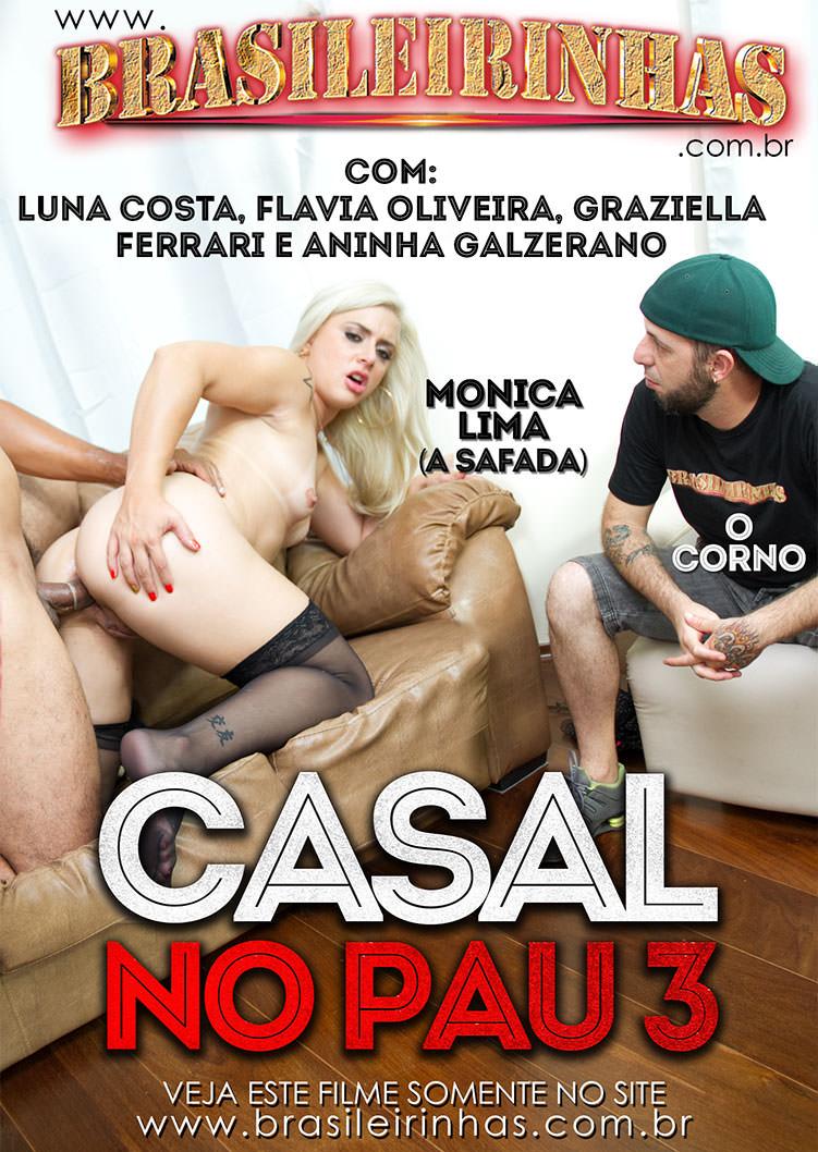 Capa Hard do filme Casal No Pau 3