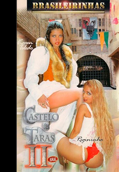 Capa frente do filme Castelo das Taras 2