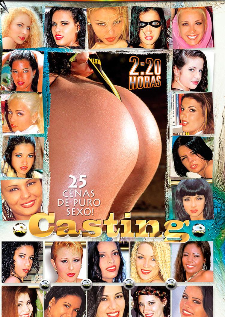 Capa frente do filme Casting
