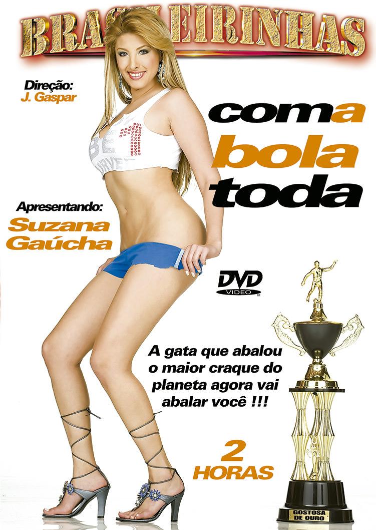 Capa Hard do filme Com a BolaToda