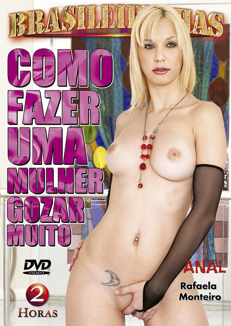 Capa frente do filme Como Fazer Uma Mulher Gozar Muito