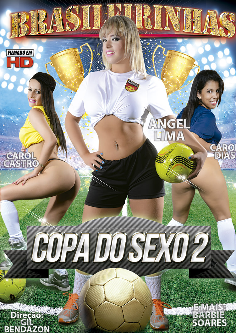 Capa frente do filme Copa do Sexo 2