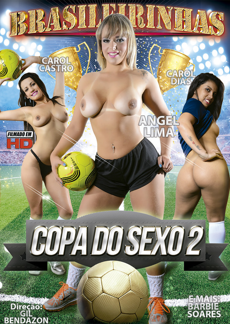 Capa Hard do filme Copa do Sexo 2