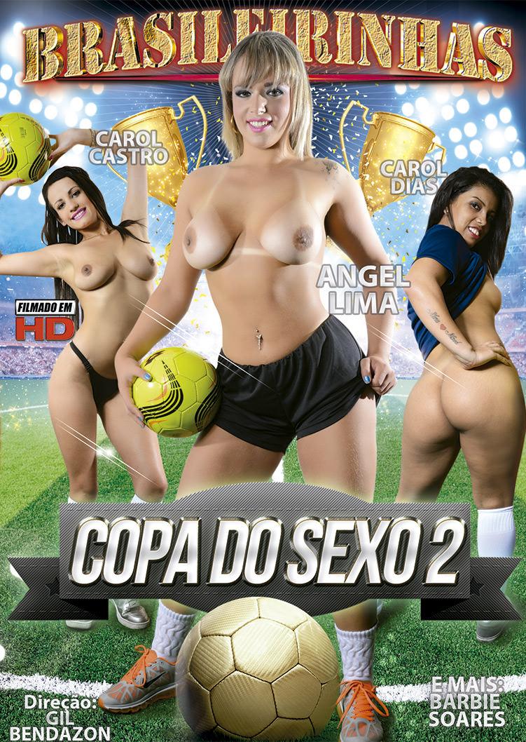 Capa Hard do filme Copa do Sexo 2