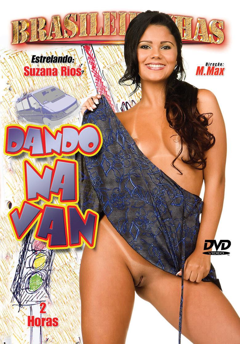 Capa frente do filme Dando Na Van