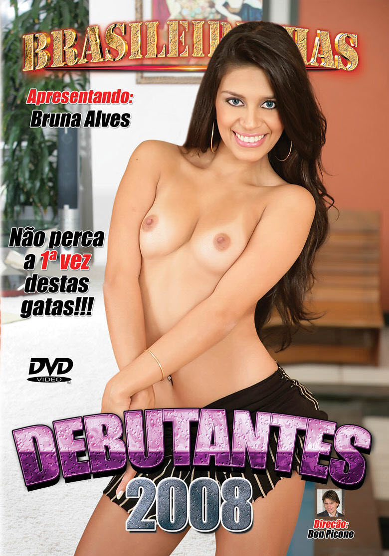 Capa frente do filme Debutantes 2008