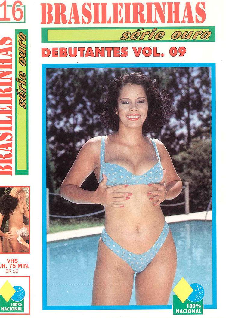Capa frente do filme Debutantes 9