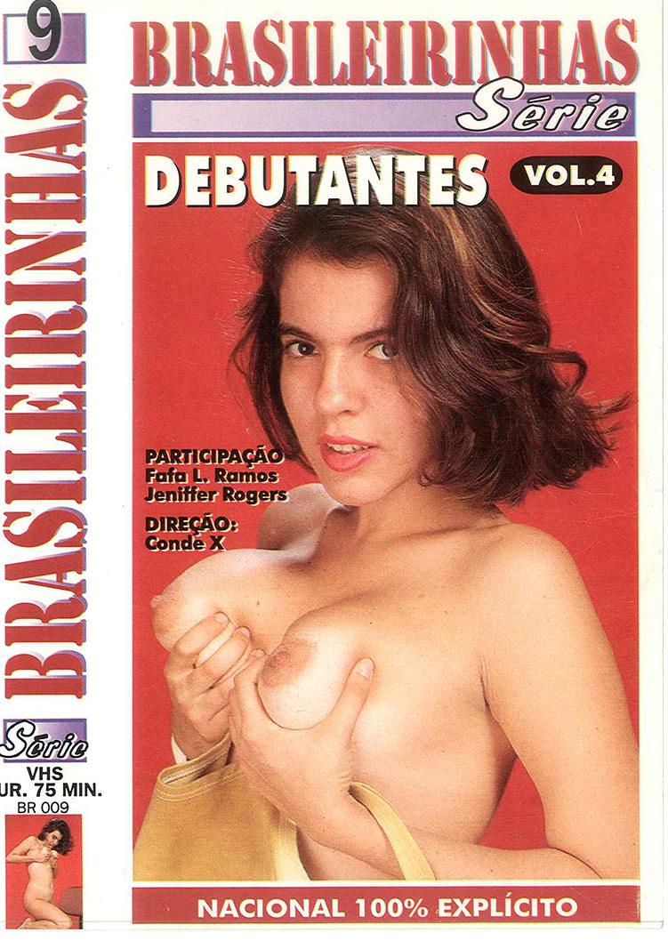 Capa frente do filme Debutantes 4