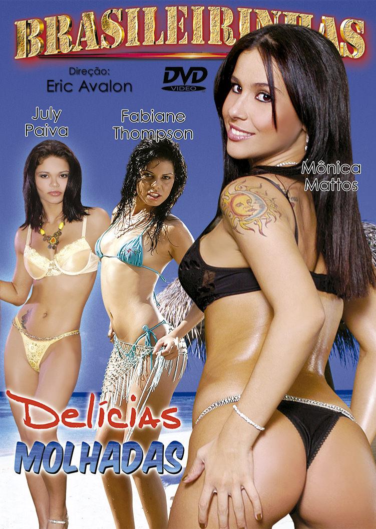 Capa frente do filme Delicias Molhadas