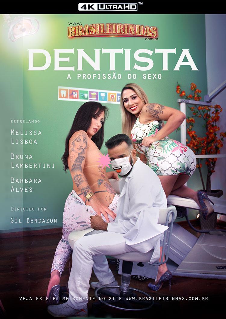 Capa frente do filme Dentista - A Profissão do Sexo