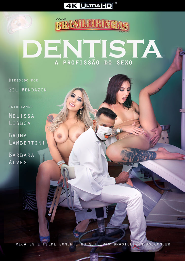 Capa Hard do filme Dentista - A Profissão do Sexo