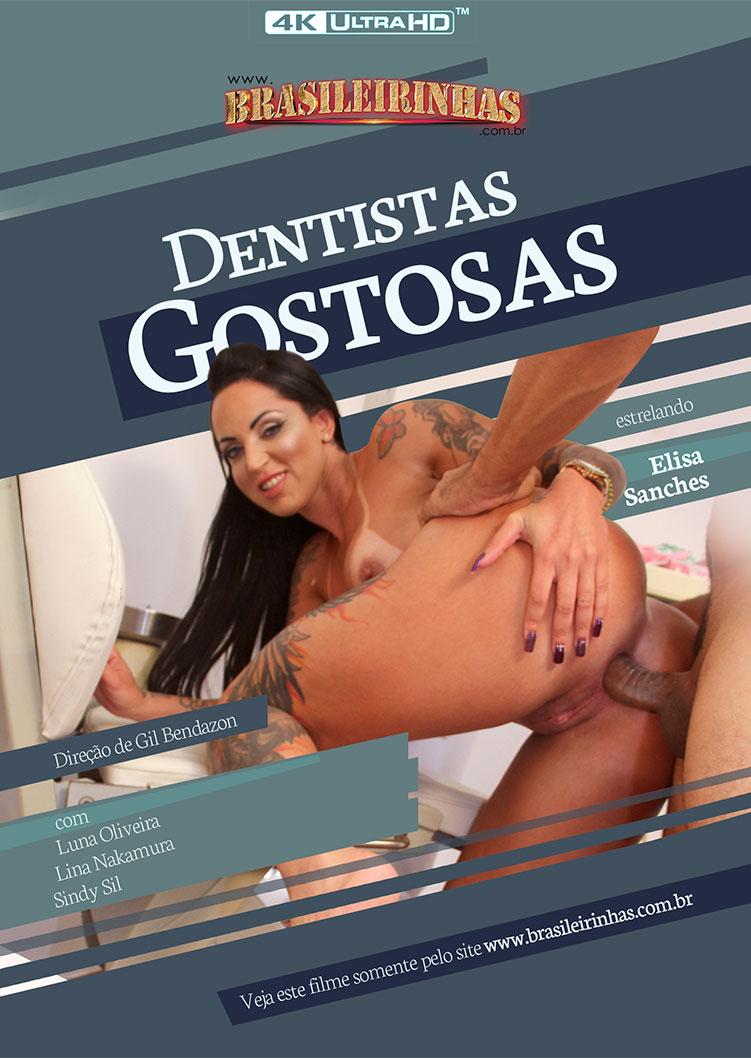 Capa frente do filme Dentistas Gostosas