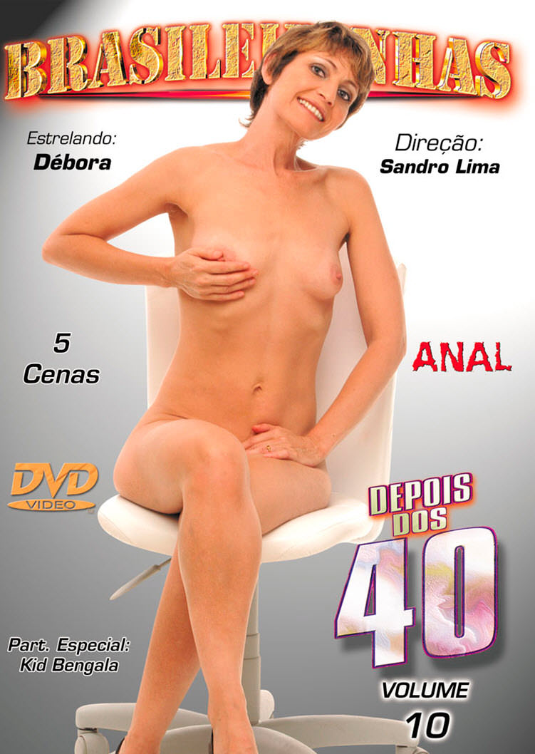 Capa frente do filme Depois Dos 40 Vol10