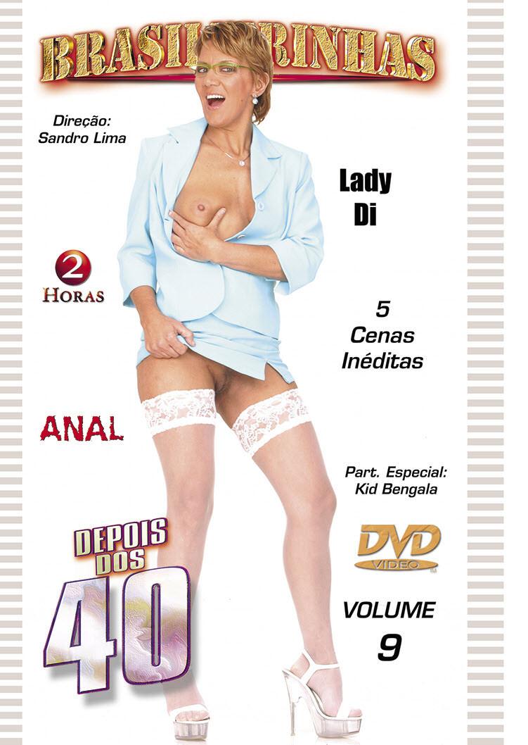 Capa frente do filme Depois Dos 40 Vol 09