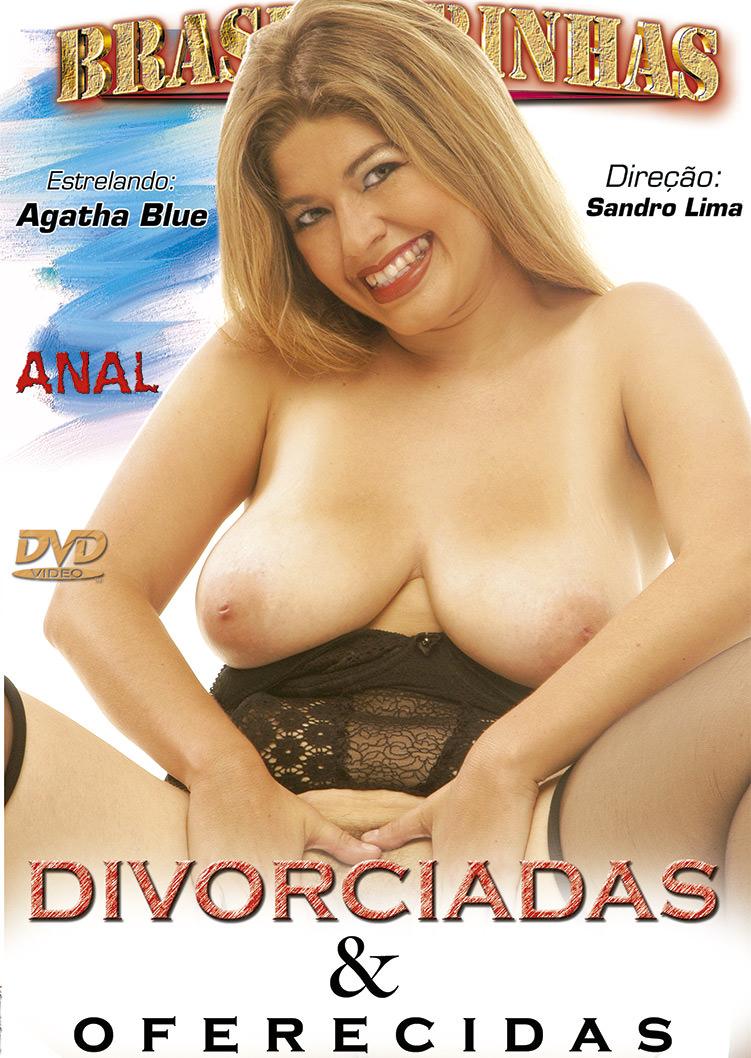 Capa frente do filme Divorciadas e Oferecidas