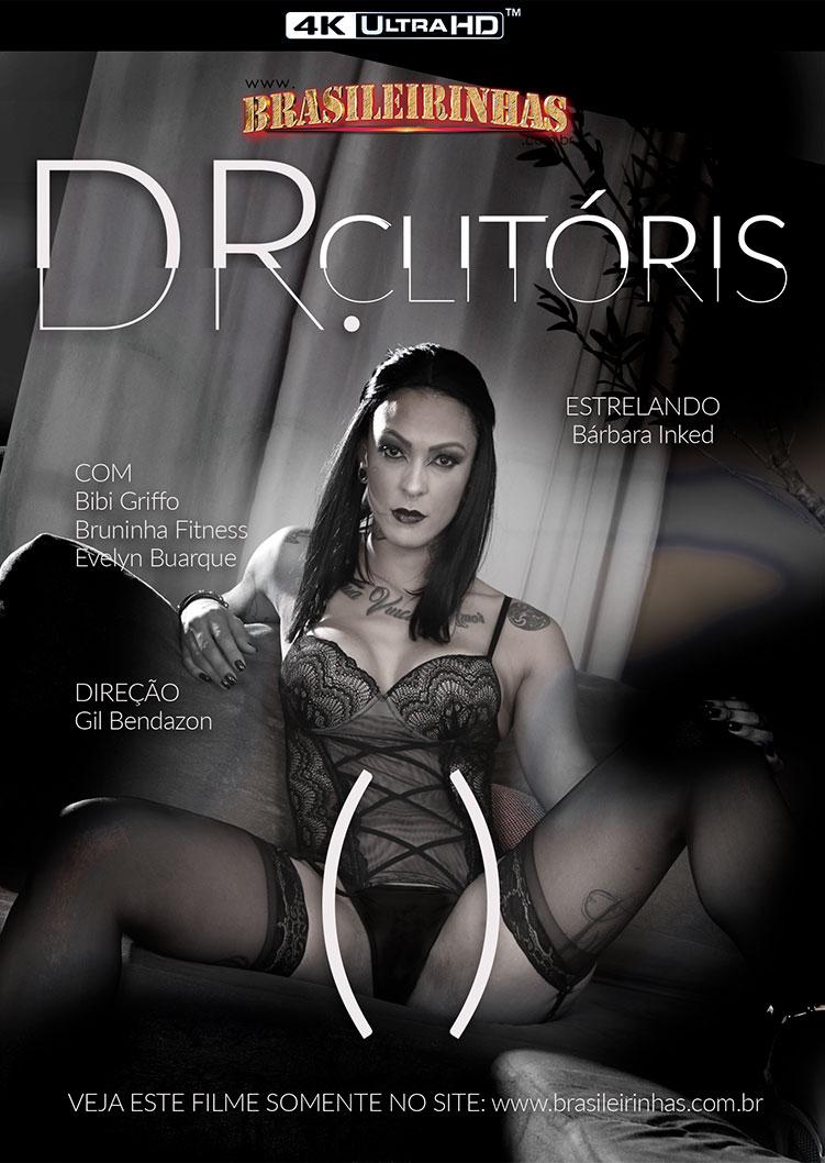 Capa Hard do filme Dr. Clitóris