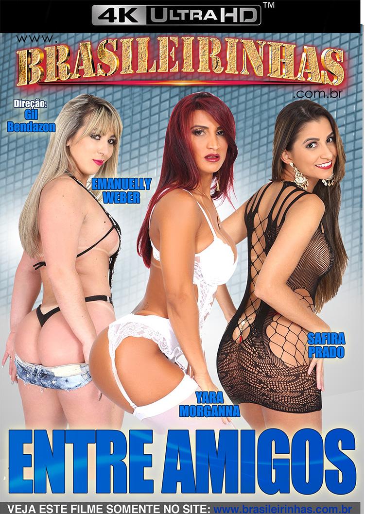 Capa frente do filme Entre Amigos 4k
